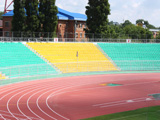 Equipping athletics and football stadiums