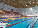 Nevskaya Volna aquatic sports centre St. Petersburg, Russia
