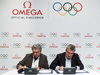 Omega extended partnership with FINA and IOC