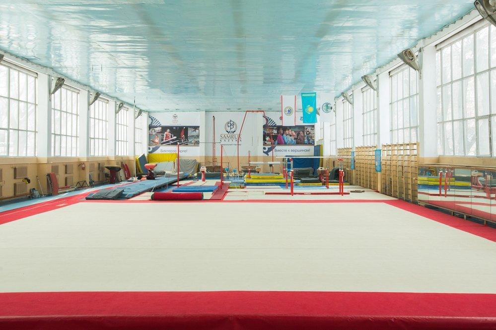 Gymnastic halls