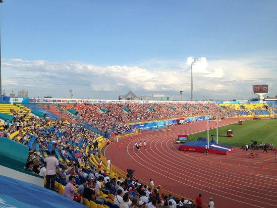 Centralny stadium Kazan, Russia