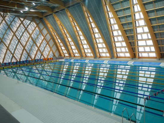 Aquatic Palace Kazan, Russia