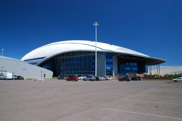 Saryarka sports complex Astana, Kazakhstan