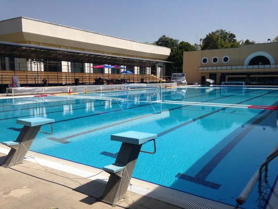 Yoshlik sports and fitness centre Tashkent, Uzbekistan