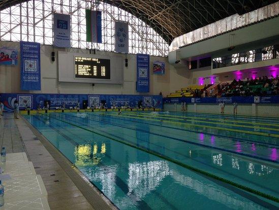Water Sports Palace Tashkent, Uzbekistan