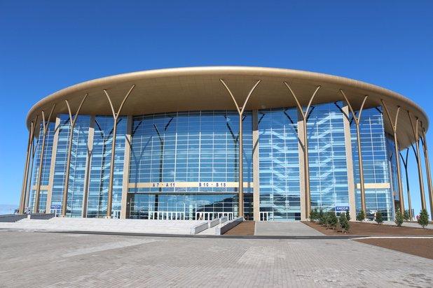Barys Arena ice arena Astana, Kazakhstan