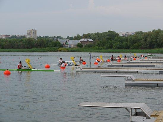 Rowing centre Kazan, Russia