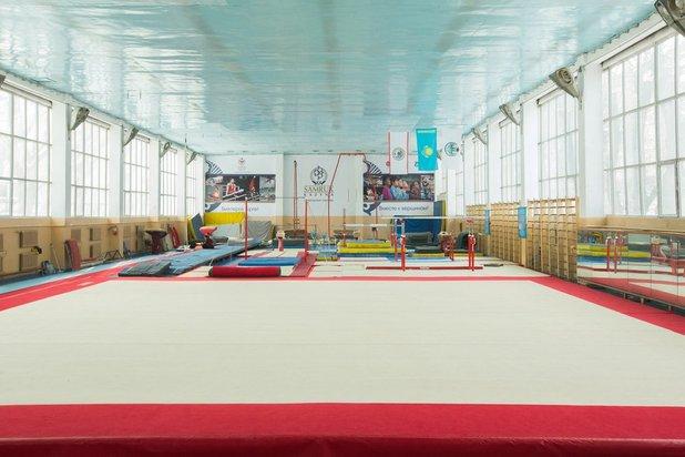 Nellie Kim gymnastics academy Almaty, Kazakhstan