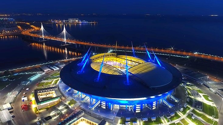 St. Petersburg stadium St. Petersburg, Russia