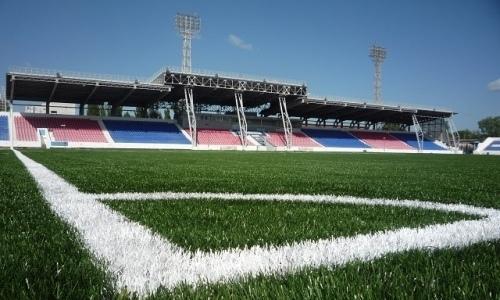 Central stadium Pavlodar, Kazakhstan