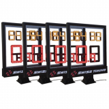 Set of 4 shotclocks
