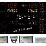 Multisport scoreboard 452 MF 7120-2