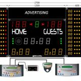 Multisport scoreboard 452 MS 7020-2