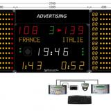 Multisport scoreboard 452 MS 7120-2