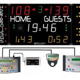 Multisport scoreboard 452 MD 7020
