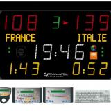 Multisport scoreboard 452 MD 7120-2
