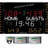 Multisport scoreboard 452 MD 7020-2