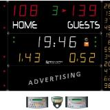 Multisport scoreboard 452 MF 7020-2