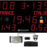 Multisport PRO Outdoor scoreboard 452 XMB 7100