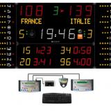 Scoreboard for multisport Pro range 452 MB 3123 FIBA