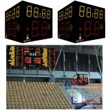 Basketball 4-sided shot clocks SC24 TIMER SUPER PRO