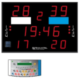 Waterpolo scoreboard 452 XPB 3000