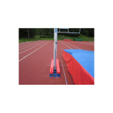 Standard pole-vault rail base pad
