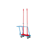 High jump standard cart/trolley