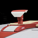 Montreal pedestal base competition vaulting table. FIG approved.