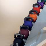 Rack for Kettlebells
