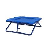 Foldable elastic trampoline