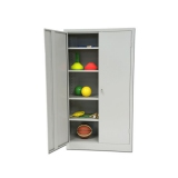 Equipment locker for sports inventory S00354