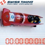 Scoring and Timing systems for bobsleigh