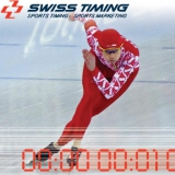 Scoring and Timing Systems for Speed Skating