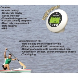 Complex technique and performance measurement system DigiTrainer for Rowing, Canoe-Kayak, Dragonboat