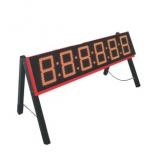 Modular scoreboard Gemini 6 digits