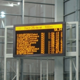 MONOCHROME DISPLAY BOARD SIRIUS