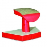 "Central leg vaulting table ""Evolution"" - FIG approved"
