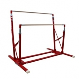 Training freestanding asymmetric bars 3355 with transport trolleys
