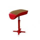 Training Team Gym pedestal-base vaulting table