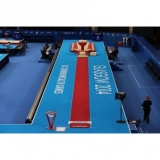 Competition run-up track - 25 x 1 m x 25 mm
