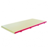 Additional landing mat for competition beam, bars