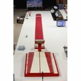 Set of landing mats for competition vaulting - with top mat - FIG approved