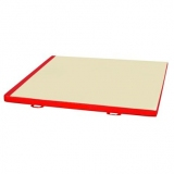 Additional top mat 200 x 200 x 10 cm - PVC - FIG approved