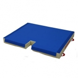 Landing mat for beam 200 x 150 x 20 cm - European Norms