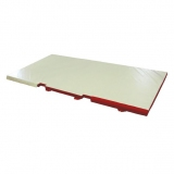 Landing mat London for pommel horse 400 x 200 x 10 cm - FIG approved