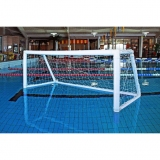 Water Polo Goal inflatable youth, made according to FINA and LEN standards.