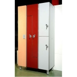 Lockers A series for gyms, swimmings pools and wellness areas
