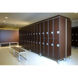 Lockers Q series for gyms, swimmings pools and wellness areas