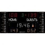 Multisport scoreboard 452 MF 7020